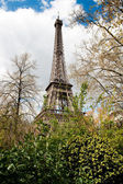 Eiffel Tower — 图库照片