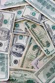 Dolar pozadí — Stock fotografie