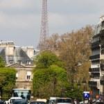 Street in Paris — Stock Photo #2510676