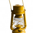 Stockfoto: Old kerosene lamp