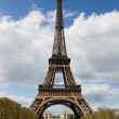Eiffel Tower in Paris — Stock Photo #2511823