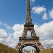 Eiffel tower in Paris — Stock Photo #2511871