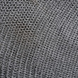 Stock Photo: Chain mail armour texture