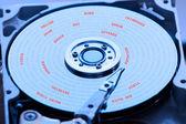 Open hard drive — Stock Photo