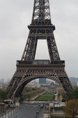 エッフェル塔の一部 — ストック写真
