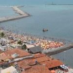 redinha beach — Stok fotoğraf