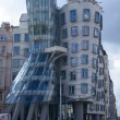 dancing house — Stock Photo