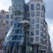 Royalty-Free Stock Photo: Dancing house