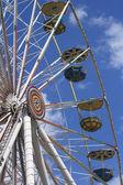 Carrusel en praga — Foto de Stock