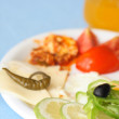 Gourmet food — Stock Photo