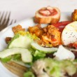 Gourmet food — Foto Stock