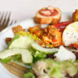 Gourmet food — Foto de Stock