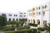 Hotel in tunisia — Stock Photo