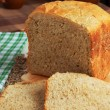 Stock Photo: Homemade bread