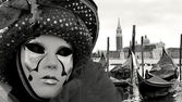 Maschera Veneziana — Stock Photo