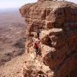 Bastion of berber in libya — Stock Photo