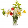 Springtime bouquet — Stock Photo