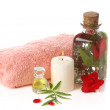 Red spa — Stock Photo #2564788