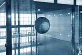 Modern entrance hall — Stock Photo