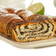 Swiss roll — Stock Photo #2693594