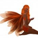 Постер, плакат: Orange Fairy