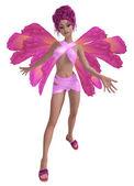 Pink Fairy — Stock Photo
