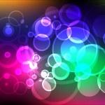 Bokeh light background — Stock Vector