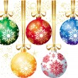 Royalty-Free Stock Vectorielle: Christmas ball