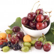 Mixed berries — Stock Photo #2655550
