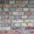 Grunge brickwall — Stock Photo