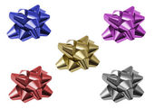 Gift ornament star — Stock Photo