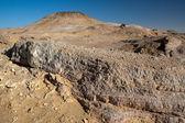 Crystal mountain — Stock Photo