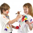 ������, ������: Little messy artists