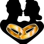 Love Logo — Stock Vector
