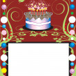 Royalty-Free Stock Vector Image: Party Template 3