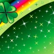 St. Patrick Day Background 2 — Vettoriali Stock