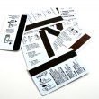 RFID tags - Stock Photo
