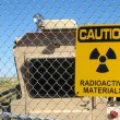 Stock Photo: Radioactive materials