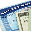 Social security benefits — Stock Photo #2438215