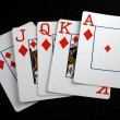 Playing cards — Lizenzfreies Foto