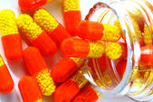 Medicines and drugs — Stock Photo