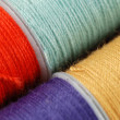 Colorful threads — Stock Photo #2440089