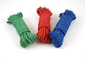 Multicolor rope — Stock Photo