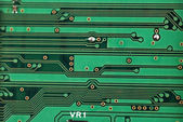Electronic boards — Stock Photo