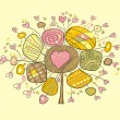 Love tree -  