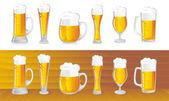 Beer — Stock Vector