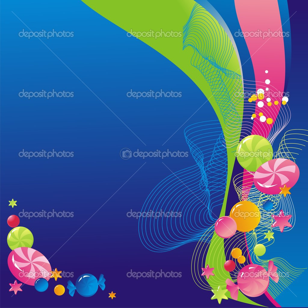 Sweet celebratory design — Stock Vector #2430814