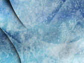 Blue Grungy Stone Abstract composition — Stock Photo