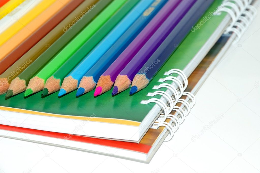School supply  — Stock Photo #2531185