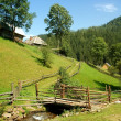 Landscape of Carpathians — Stock Photo